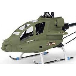 Canopie T-REX 450 Lexan