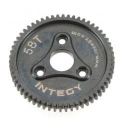 Spur Metalic Revo Integy 58T