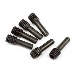 Hpi Screw shaft M4x2.5x12mm