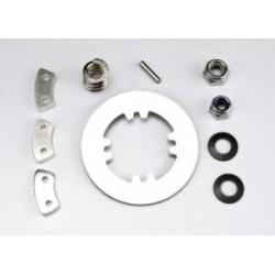 Chit de reparatie (pentru sarcini mari), placa de presiune (disc de otel/placi de frictiune din aluminiu(3)