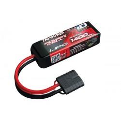 Baterie acumulatori 1400mAh, 11,1V cu 3 celule 25 C LiPo