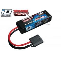 Baterie acumulatori 2200mAh, 7,4V cu 2 celule 25 C LiPo