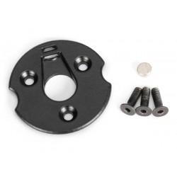 Mecanism de fixare magnetic pentru telemetrie, angrenaj cilindric/ magnet, 5x2mm (1)/3x8mm CCS (3)