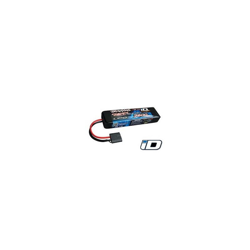 Acumulator 7600mAh 7.4v 2-cu celule 25C LiPo