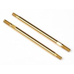 Tija amortizor acoperita cu nitrat de titatn 3x58mm (2pcs)