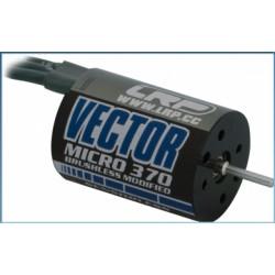 Vector Micro BL Modified, 8T/5600kV