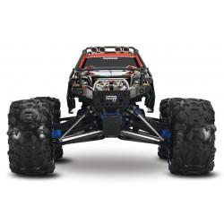 E-Revo 1/16 Monster Truck, 4WD, RTR, Brushed, motor Titan 12T 550, TQi de 2,4GHz, ESC XL-2.5, NiMH de 7,2V si incarcator