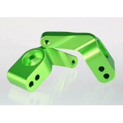 Fuzete spate din aluminiu verzi( 2 buc ) si rulmenti de 5x11mm( 4 buc )