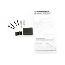 Extensie suport baterie (permite instalarea unor acumulatori multi-celulari mai înalți)
