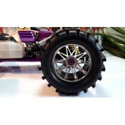 Automodel Traxxas Slash 1/10 2WD RTR Dakar series