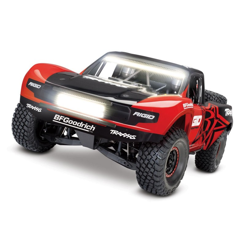 Traxxas UDR (Unlimited Desert Racer) LED Pro-Scale, RTR, 4WD Brushless Offroad Automodel RC, traxxas romania, rc car