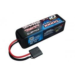 Baterie acumulatori 10000mAh, 7.4V cu 2 celule 25 C LiPo