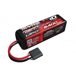 Baterie acumulatori 6400mAh, 11.1V cu 3 celule 25 C LiPo