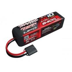 Baterie acumulatori 8400mAh, 11.1V cu 3 celule 25 C LiPo