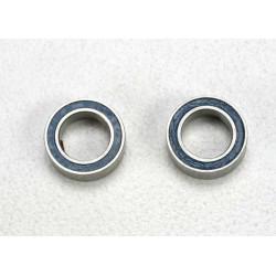 Set rulmenti etansati cu garnitura albastra de cauciuc (5x8x2.5mm) (2 buc)
