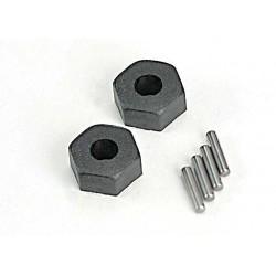 Set piulite (2 buc) si stifturi (2 buc)