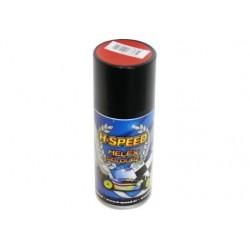 Spray Lexan rosu fosforescent 150ml H-Speed