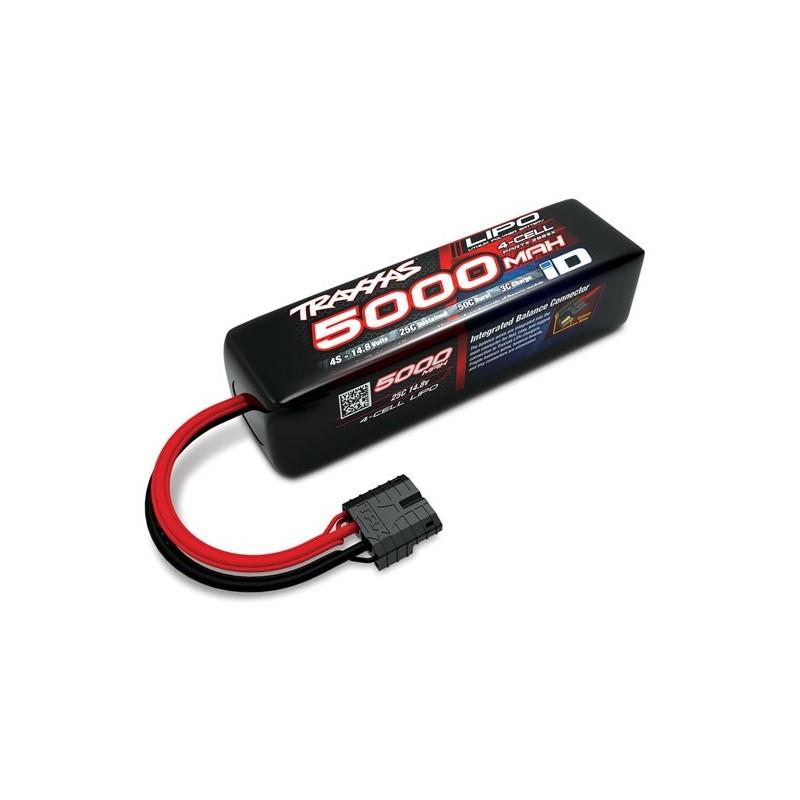 Baterie acumulatori 5000mAh 14.8v  cu 4 Celule 25C LiPo