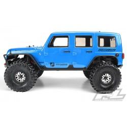 Caroserie transparenta Jeep® Wrangler Unlimited Rubicon pentru TRX-4