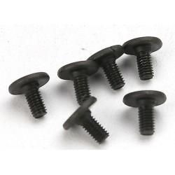 Suruburi cap plat imbus(3x6mm) (6 buc)