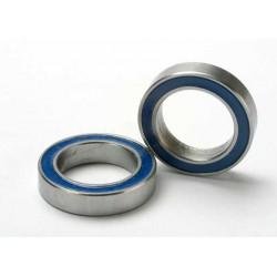 Rulmenti etansati cu cauciuc albastru (12x18x4mm) (2 buc)