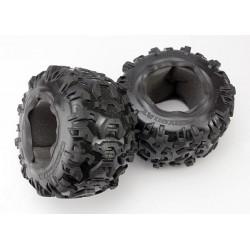 Cleme caroserie, negre (12 buc, dimensiune standard)