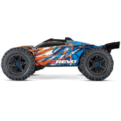 Traxxas E-Revo 1/10 Orange, Brushless 4WD Brushless Offroad Automodel RC, traxxas romania, rc car