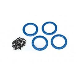 Bielete reglabile verzi aluminiu 157mm (2 buc)