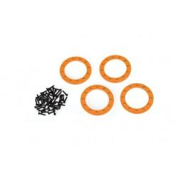 Inele beadlock portocalii...