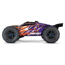Traxxas E-Revo 2.0 Brushless,  1/8 scale, 4wd, automodel rc, traxxas romania, rc car,