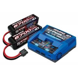 Pachet complet 2 baterii...