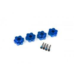 Hexagoane albastre pentru...