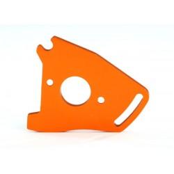 Suport portocaliu motor