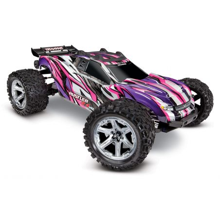 Traxxas UDR (Unlimited Desert Racer) LED Pro-Scale, Fox Edition, RTR, 4WD, cu sistem TSM, ESC VXL-6, TQi 2,4GHz, LED