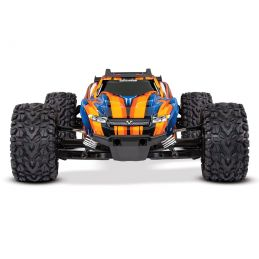 Traxxas Rustler 1/10 Stadium Truck , 4WD, RTR, Brushless 4WD Brushless Offroad Automodel RC, traxxas romania, rc car
