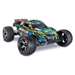 Traxxas Rustler VXL Brushless, 4WD  Offroad Automodel RC, traxxas romania, rc car