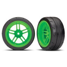 Corp verde amortizor GTX din aluminiu PTFE