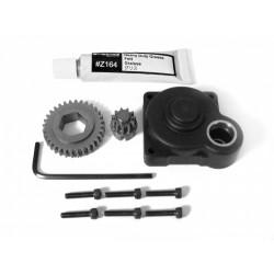 Dispozitiv motor pentru rotostart HPI