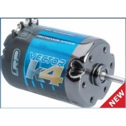 Motor LRP Vector K4 Brushless - 6.5t