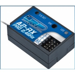 Receptor LRP A2-RX Pro 2.4GHz