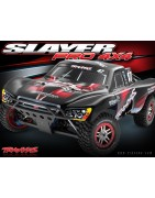 Piese Traxxas Slayer Pro 4x4 by RcRacing.Ro
