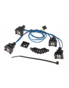 Upgrade electronice si lumini pentru TRX4 Sport