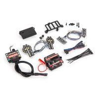 Upgrade electronice si lumini pentru Bronco
