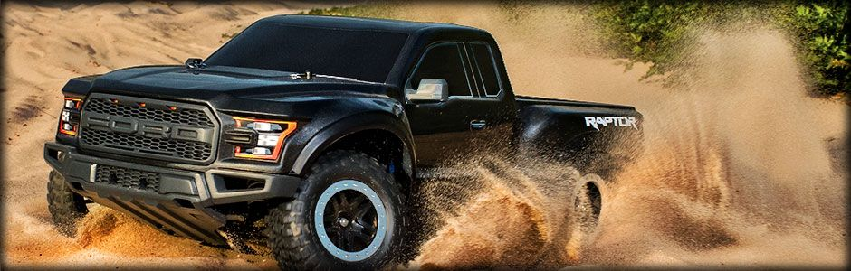 Traxxas Ford Raptor